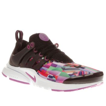 NIKE MULTI PRESTO GIRLS YOUTH TRAINERS