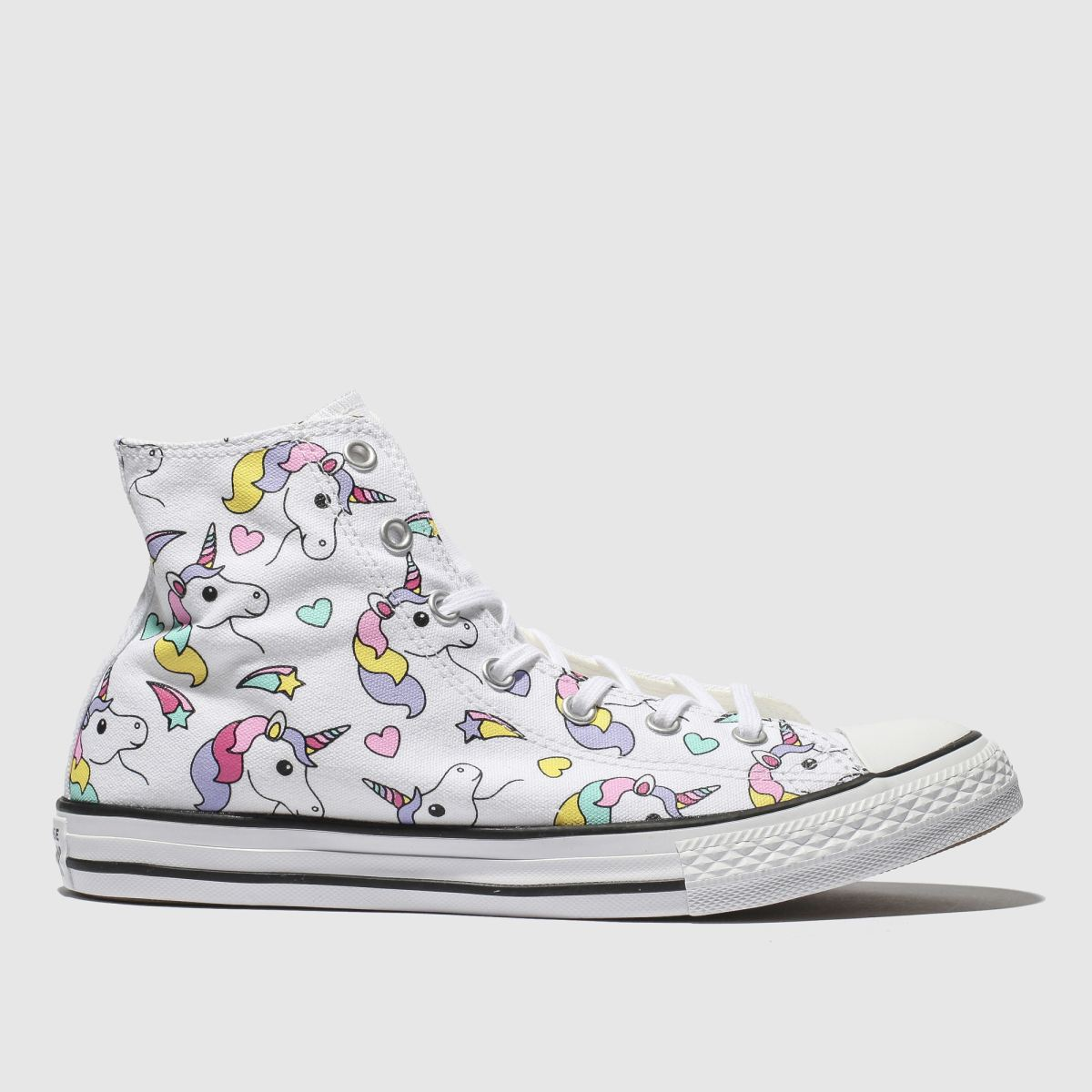 Converse Multi All Star Hi Trainers Youth