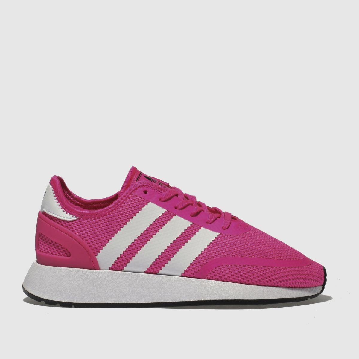 Adidas Pink N-5923 Girls Youth Youth