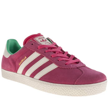 Adidas Pink Gazelle 2 Girls Youth