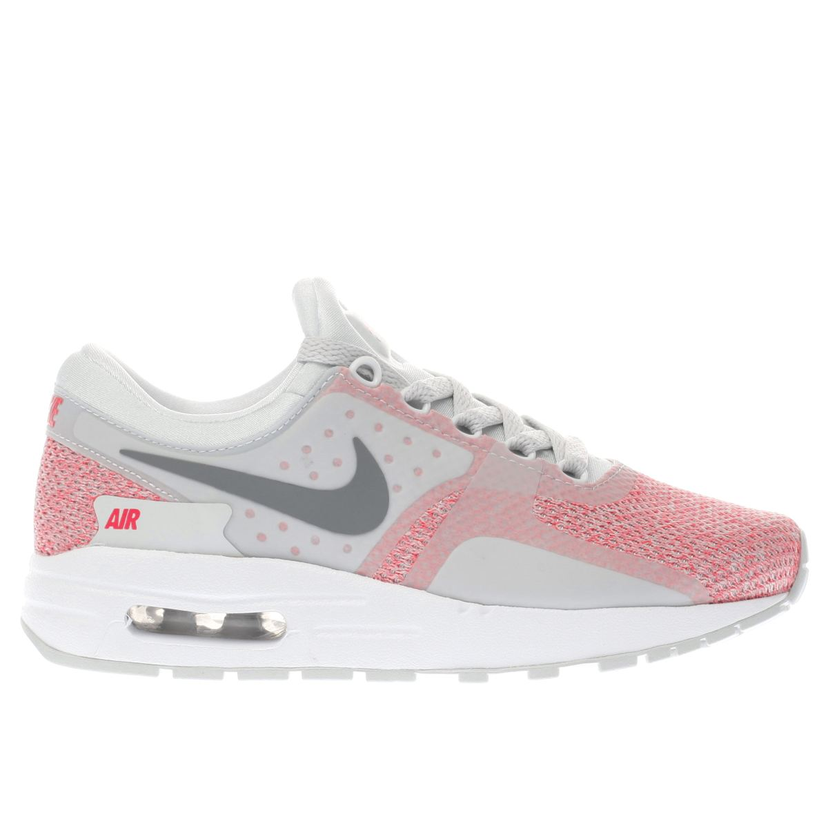 nike pink air max zero Girls Youth Trainers