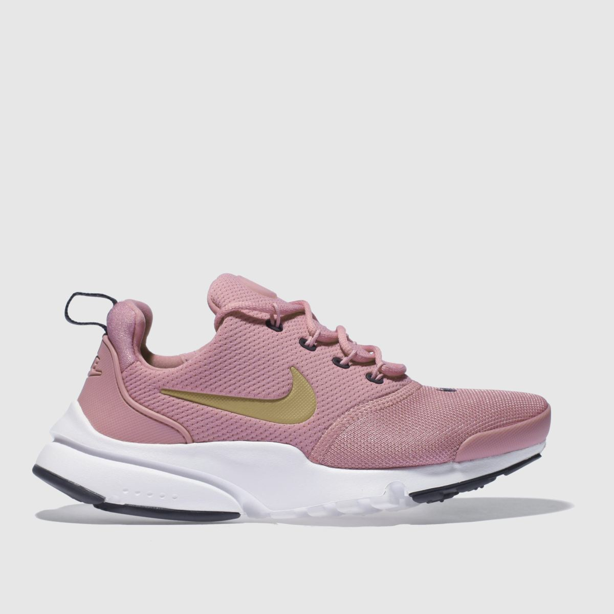 Nike Pink Presto Fly Trainers Youth