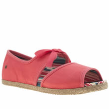 Ugg Australia Pink Ashleen Girls Youth