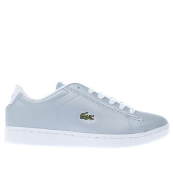 Lacoste Blue Carnaby Evo Girls Youth