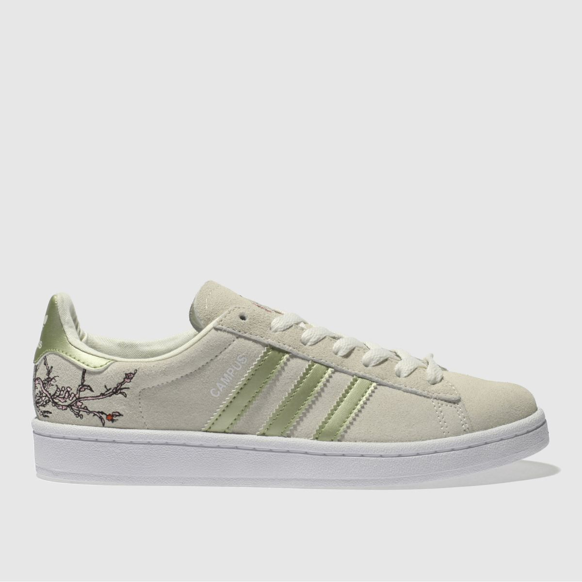 Adidas Natural Campus Youth Trainers