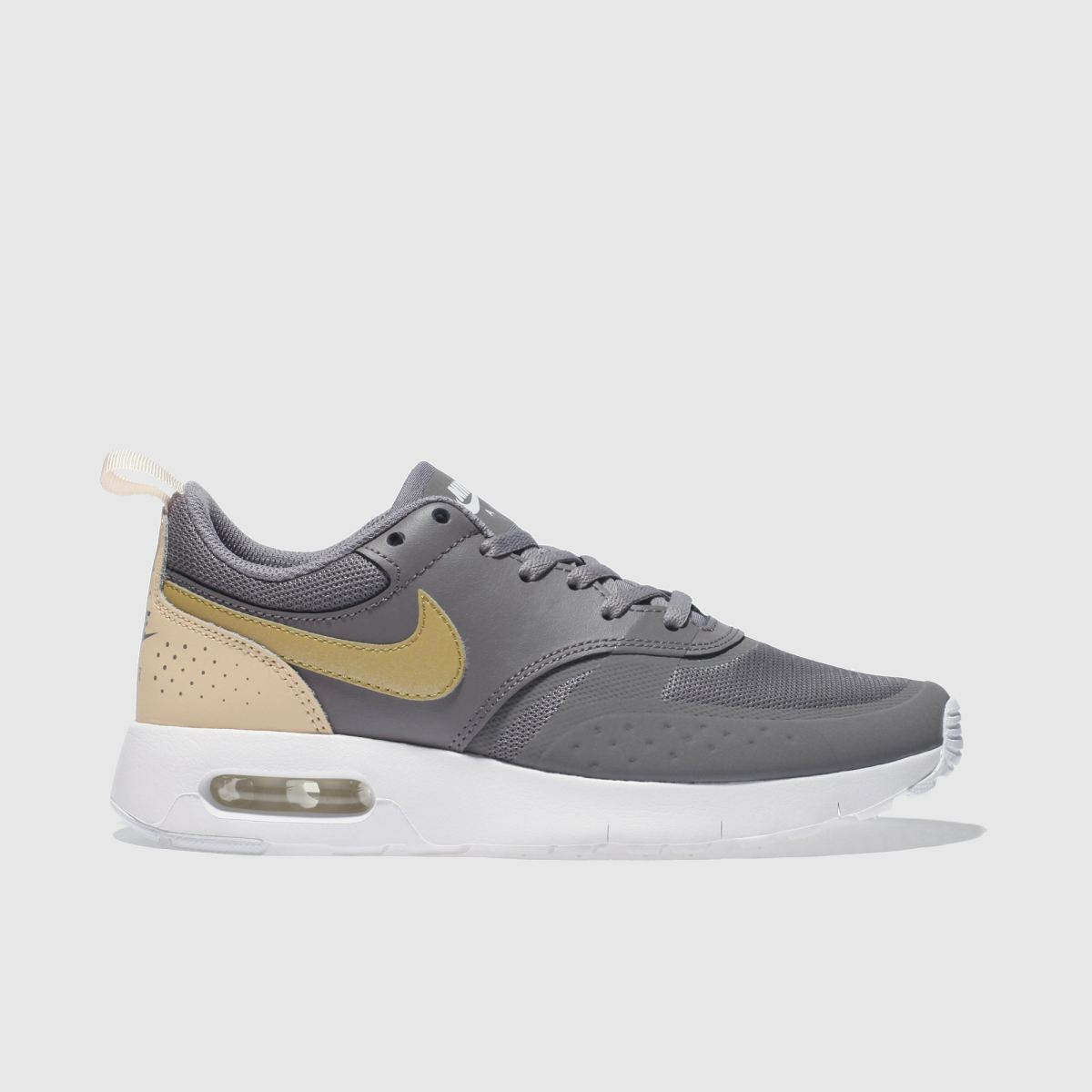 Nike Grey Air Max Vision Trainers Youth