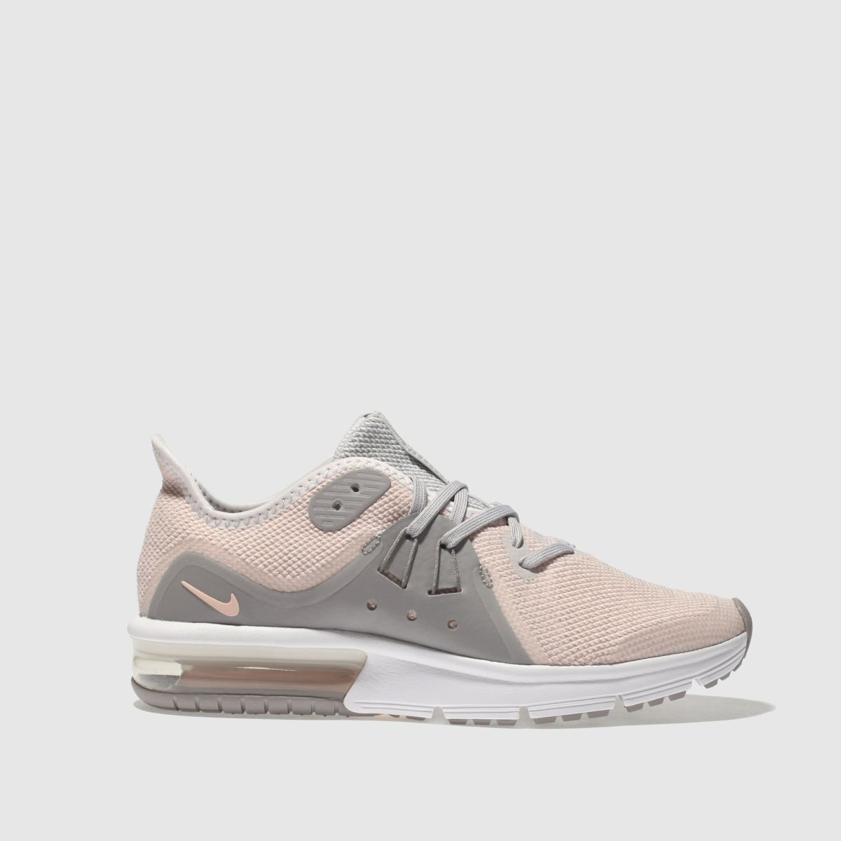 Nike Peach Air Max Sequent 3 Girls Youth Youth