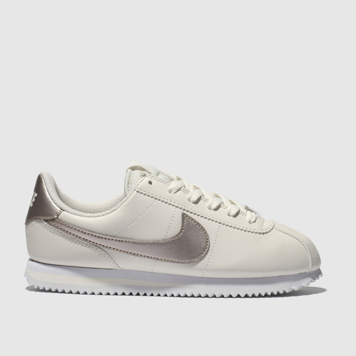 Nike Natural Cortez Basic Trainers Youth