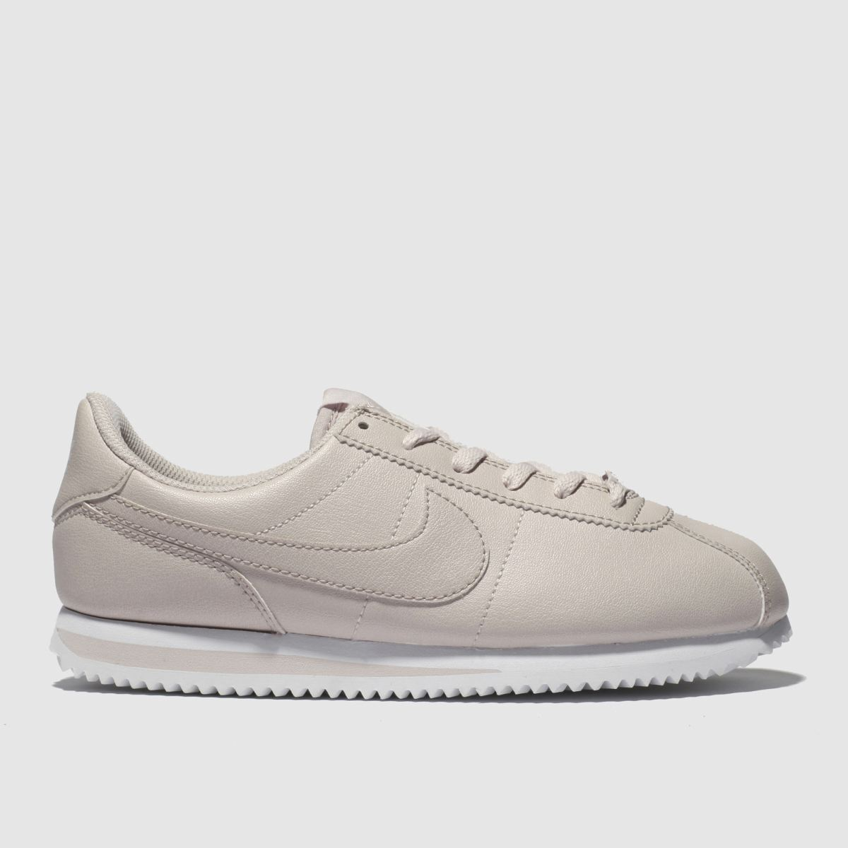 Nike Pale Pink Cortez Basic Trainers Youth