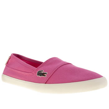 Lacoste Pink Marice Girls Youth