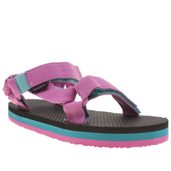 Teva Pink Original Universal Girls Youth
