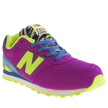 girls new balance trainers