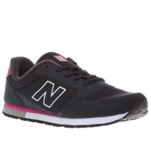 New Balance Navy 430 Girls Youth