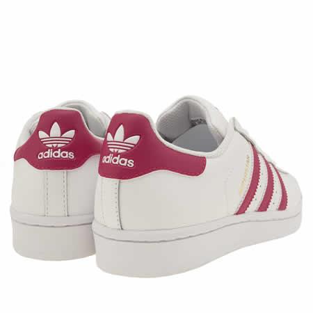 Adidas Superstar Blue Pink