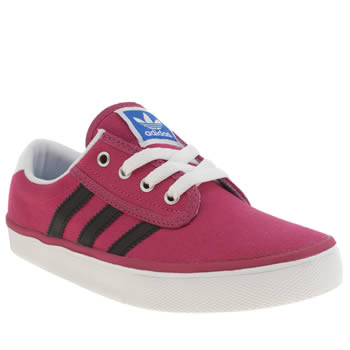 Adidas Pink Kiel Girls Youth