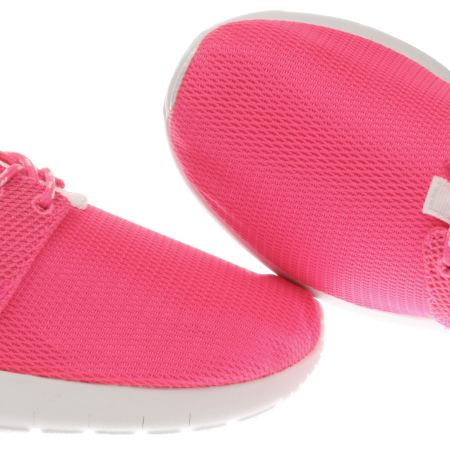 ctwqz Girls Pink Nike Roshe Run Youth Trainers | schuh
