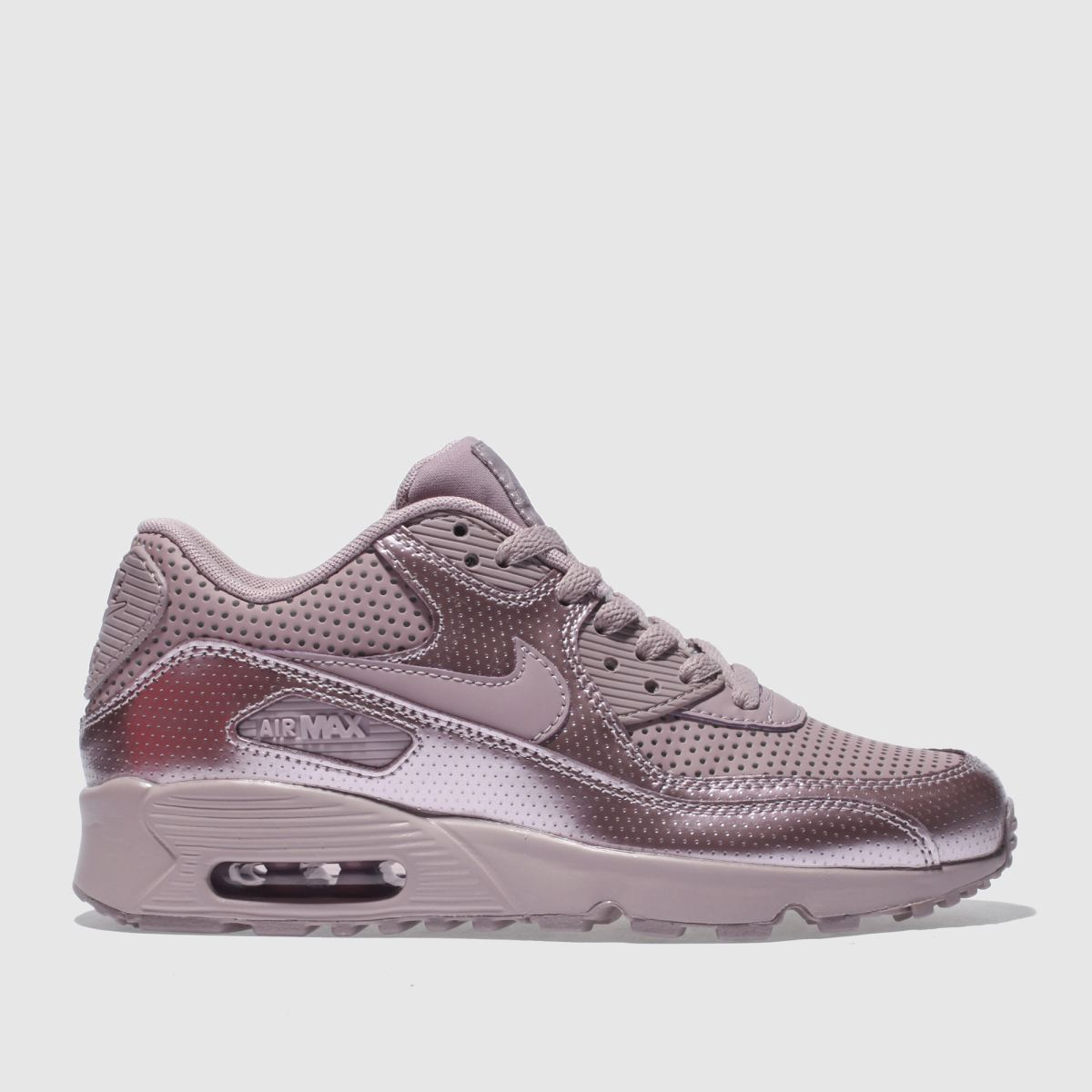 Nike Mauve Air Max 90 Se Girls Youth Youth