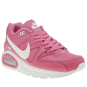 Nike Pink Air Max Command Girls Youth