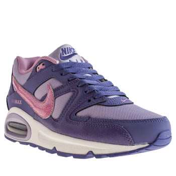 Nike Purple Air Max Command Girls Youth