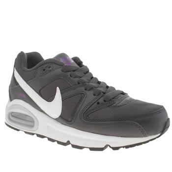 Nike Grey Air Max Command Girls Youth