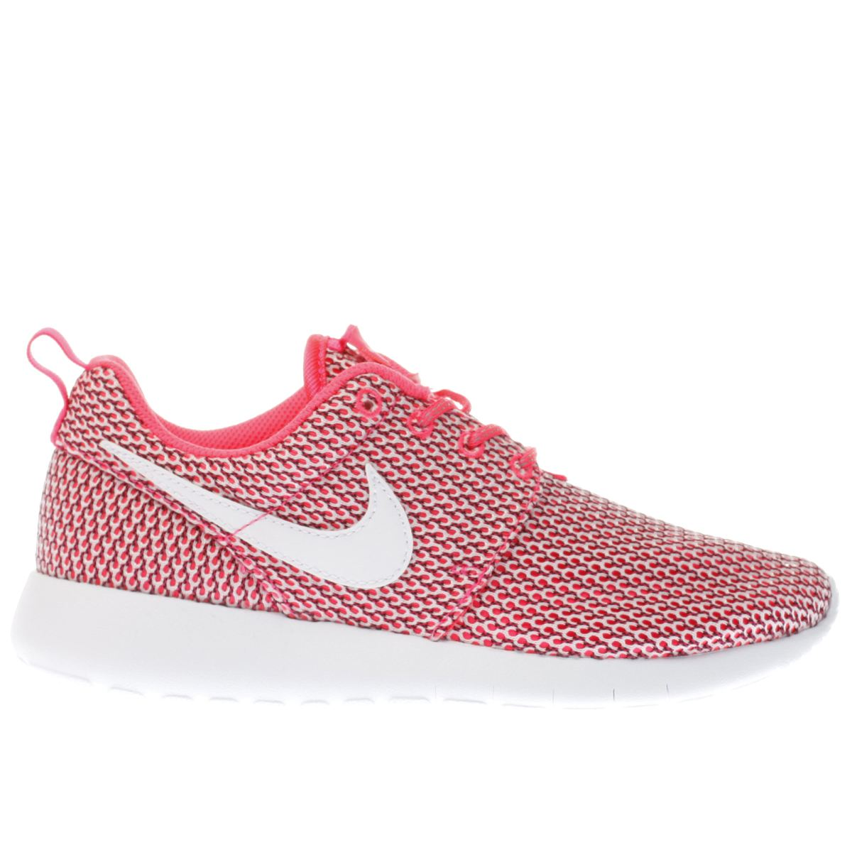 nike pink roshe one Girls Youth Trainers