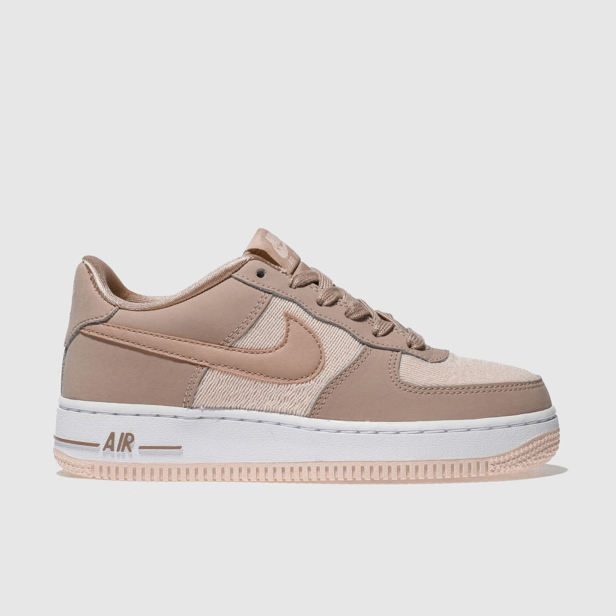 Nike Pink Air Force 1 Lv8 Girls Youth Youth