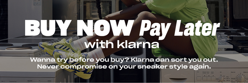 Klarna Buy Now Pay Later