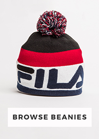 shop our full range of beanie hats from fila and more at schuh