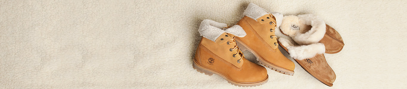 shop women's shearling boots & shoes from Timberland, UGG & more at schuh