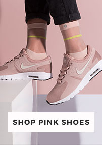 shop our full range of women's pink shoes including the nike air max zero at schuh