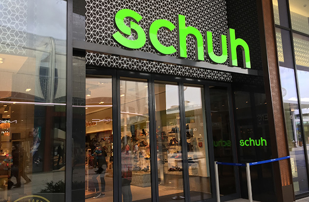 afb6f56f1c92 schuh ruhr-park   One of our Many Shoe Shops