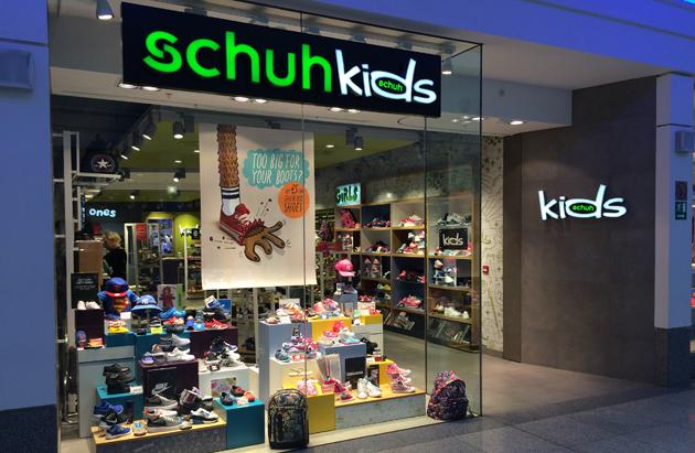 schuh KIDS Churchill Square, Brighton