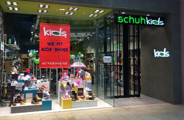kids shoe stores