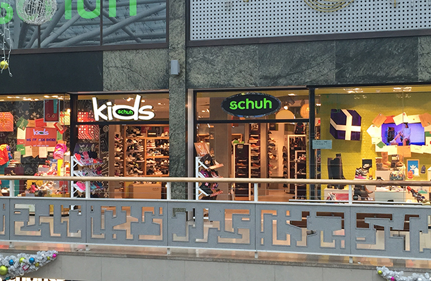Coventry/Coventry schuh store