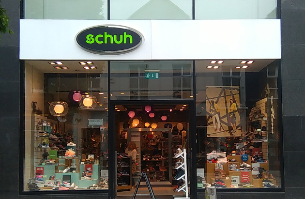 finest selection 43535 42f95 schuh Limerick, Bedford Row | One of our Many Shoe Shops