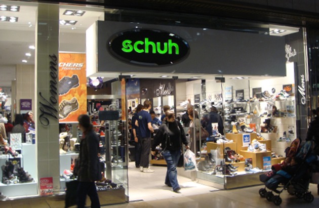 Peterborough/Peterborough schuh store