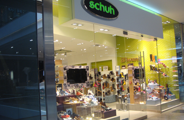 Schuh Stratford London One Of Our Many Shoe Shops