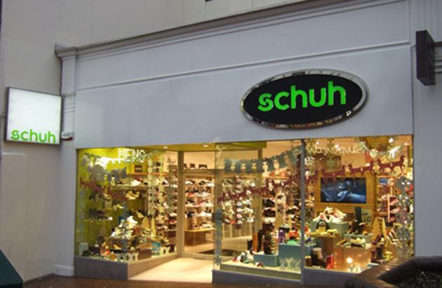 Shoe Shop Westbourne Bournemouth