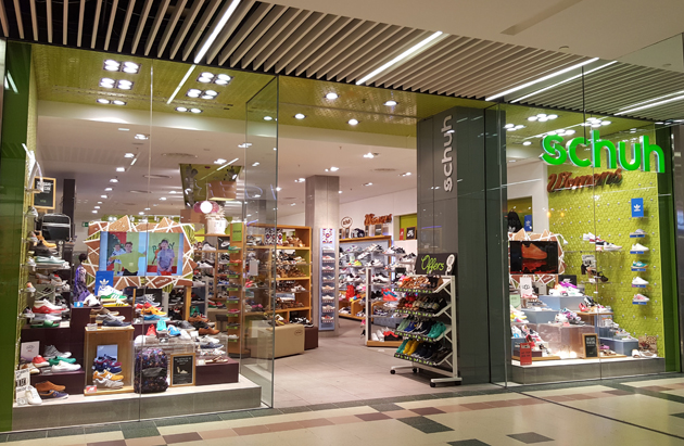 Guildford/Guildford schuh store