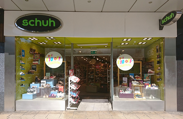 PORTSMOUTH/Portsmouth schuh store