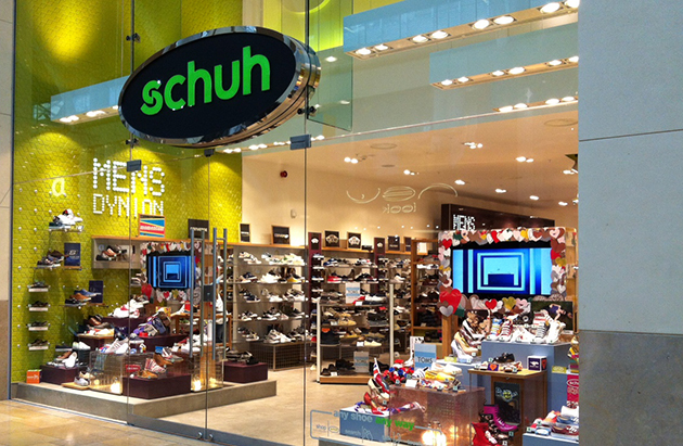 Cardiff/Cardiff St Davids schuh store