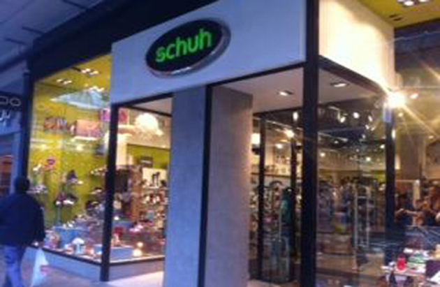 London/London Wood Green schuh store