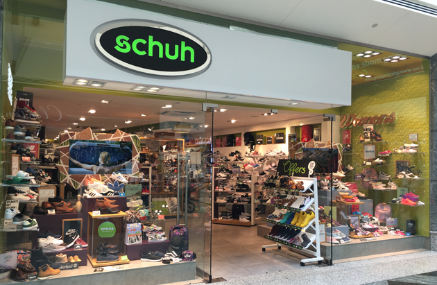 Edinburgh/Edinburgh The Gyle schuh store