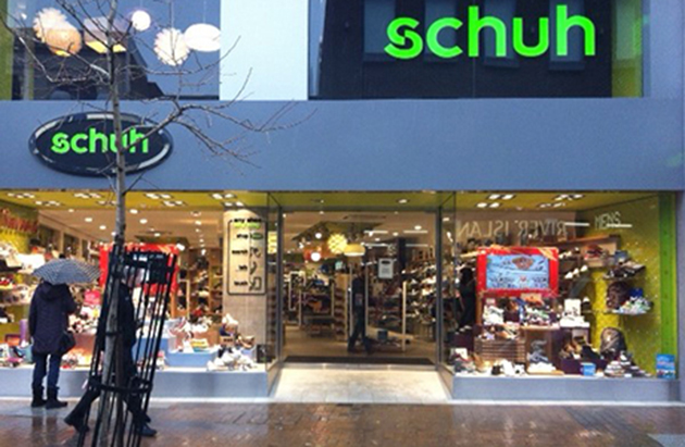 London/London Kingston schuh store