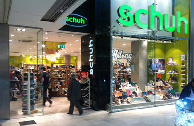 London/London Brent Cross schuh store