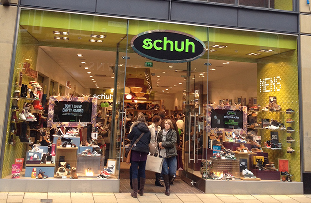 cheap for discount 04979 4a362 schuh York, Davygate | One of our Many Shoe Shops