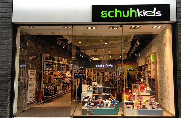 Liverpool/Liverpool One Kids schuh store