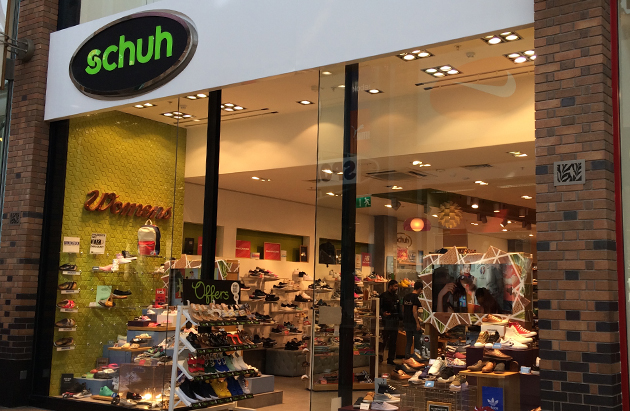 Shoe Shops Solihull