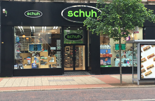 brand new ba155 8a4b4 schuh Belfast, Royal Avenue | One of our many Shoe Shops