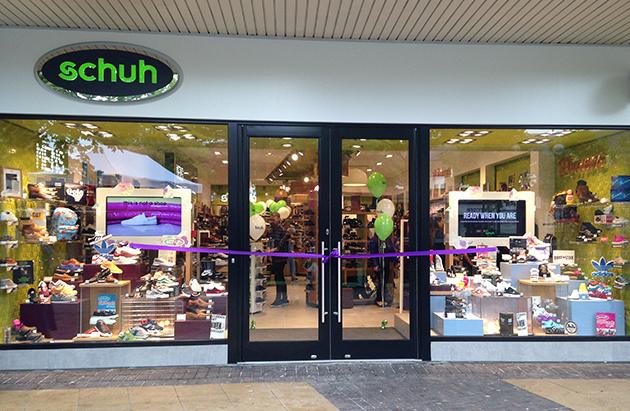 Bexleyheath Shopping Centre Shoe Shops